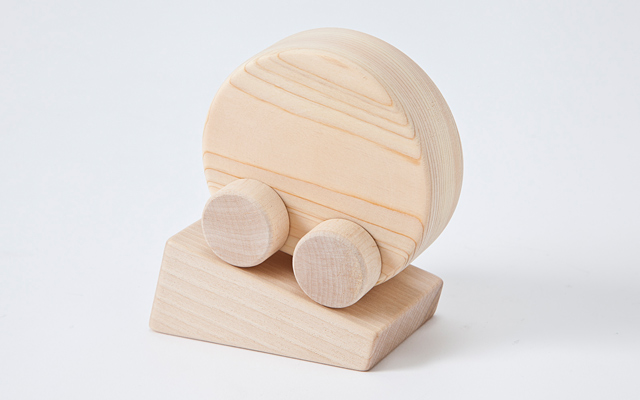 """My first ever wooden toy"": a giveaway for kids"