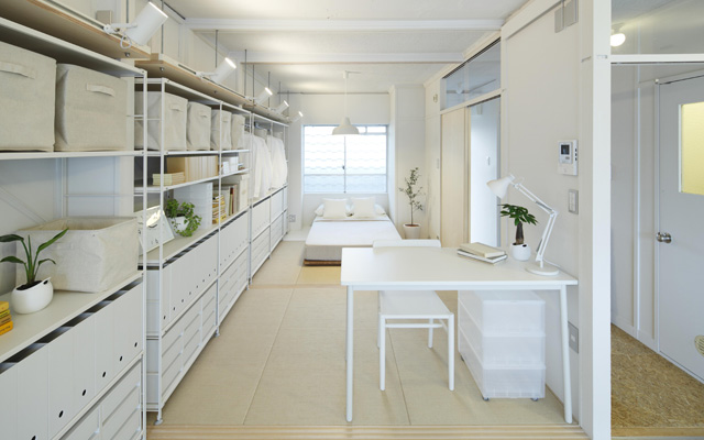 MUJI x UR Public Housing Renovation Project