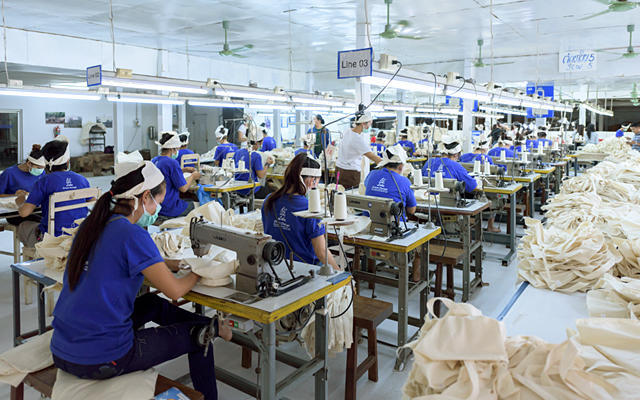 Supporting jobs in Laos